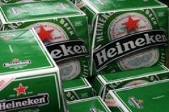 Heineken: This round (trip ticket) is on us