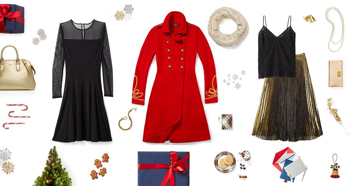 Party-Ready Pieces for Every Mistletoe Moment