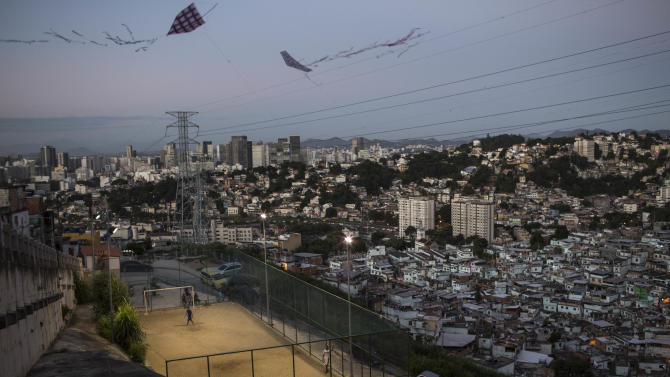 Brazil expects 3.7 million World Cup tourists