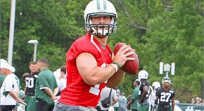 Tebow's rib injury brings more questions to Jets' QB situation