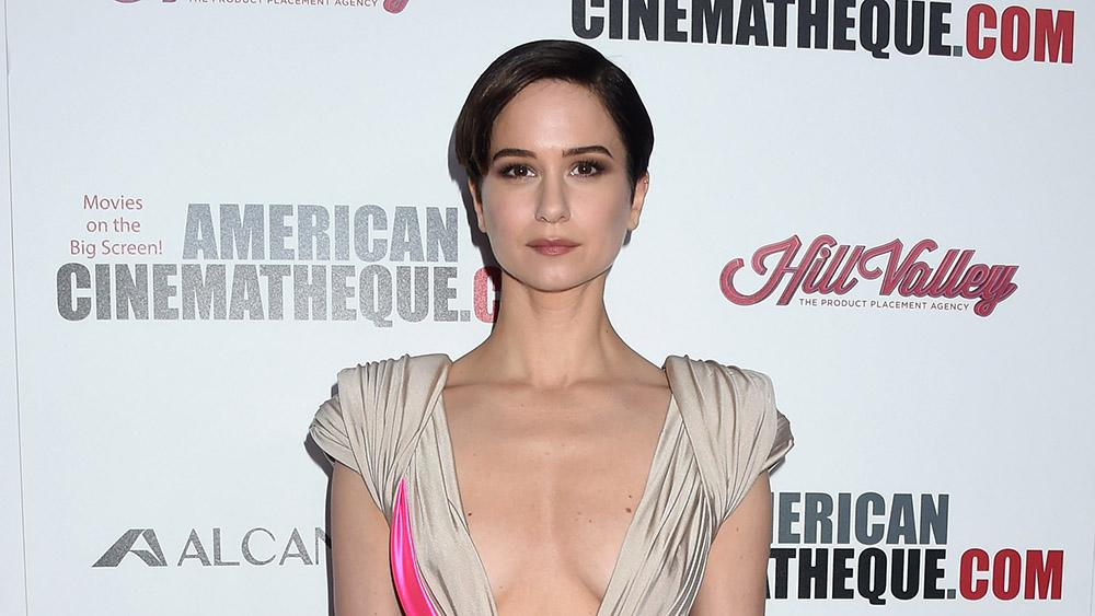 Katherine Waterston Joins Steve Jobs Biopic Opposite Michael Fassbender