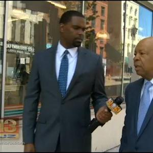 Rep. Cummings Reflect On Baltimore's Violent Protests