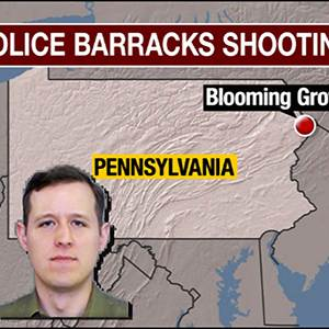Raw: Pa. Tensions High, Suspect Eludes Capture