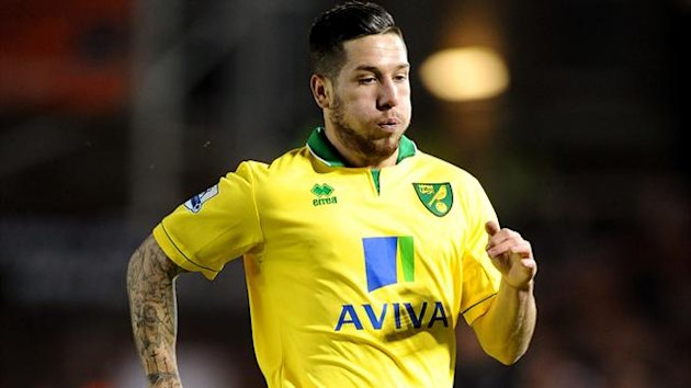 Jacob Butterfield is on loan at Crystal Palace from Norwich
