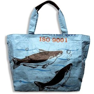 Eco Friendly Zip Tote
