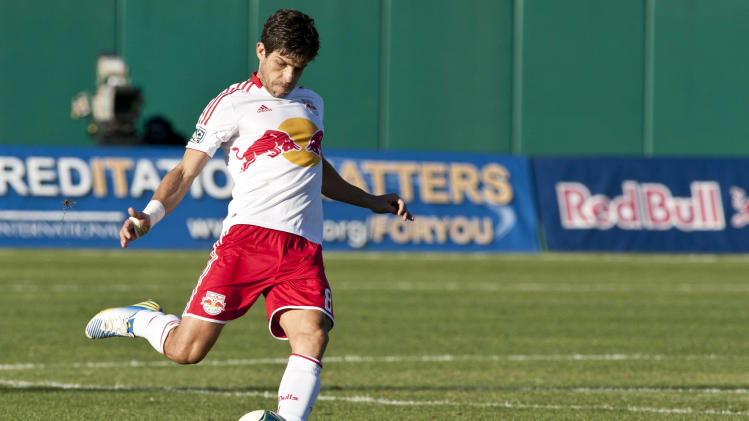 MLS: Preseason-New England Revolution vs New York Red Bulls