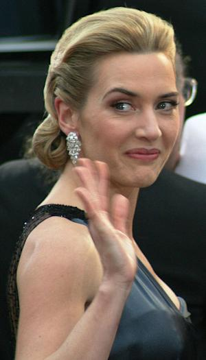 Is Kate Winslet waving goodbye to her movie career?