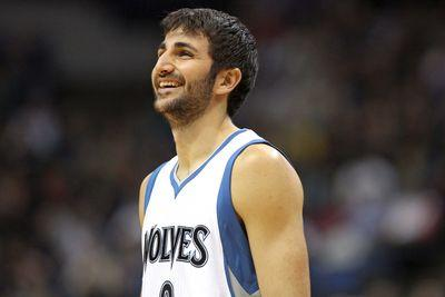 Ricky Rubio to return from injury on Monday against the Mavericks, per report
