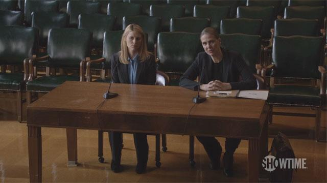 "Watch an Exclusive Scene from the Premiere ""Homeland"" Before it Airs"