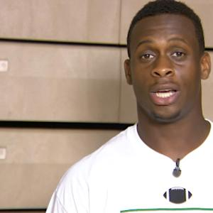 New York Jets quarterback Geno Smith talks training camp expectations