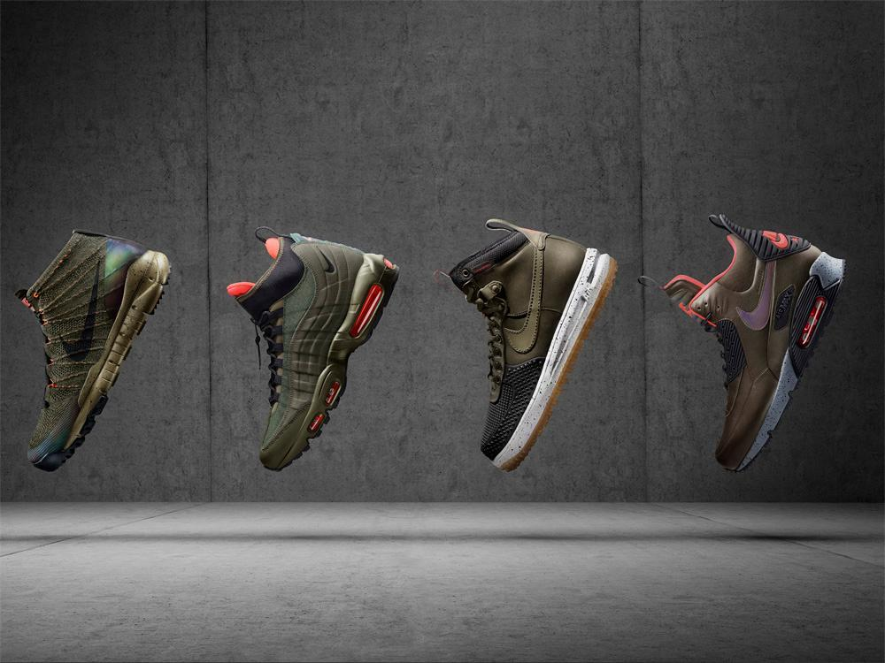 Nike wants you to wear sneakers all winter long — here's why you shouldn't