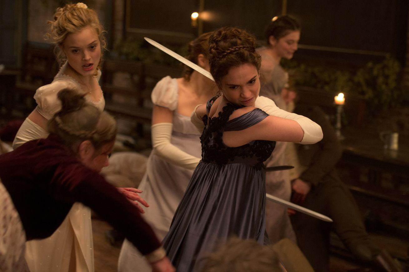 Pride and Prejudice and Zombies review: a very silly, very fun feminist zombie love story
