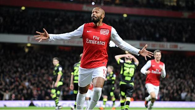 Premier League - Henry: Arsenals Retter in der Not?