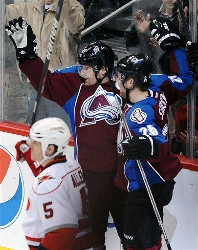 O'Reilly's OT goal lifts Avs to 4-3 win