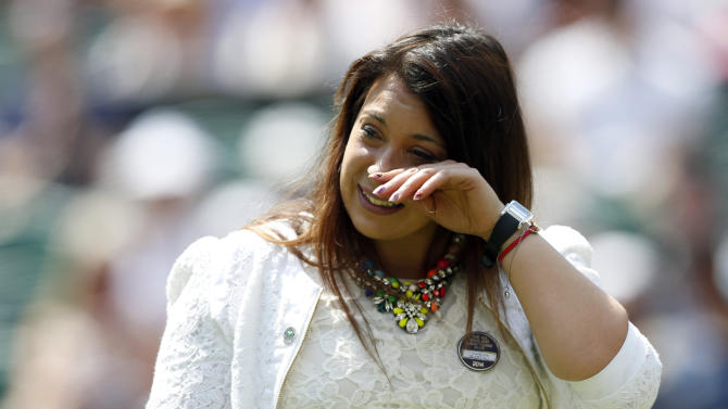 Bartoli part of Wimbledon tribute to Baltacha