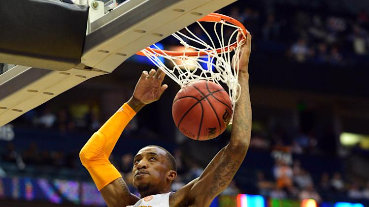 NCAA Basketball: SEC Tournament-Tennessee vs Mississippi State