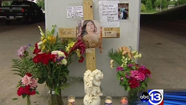 Community remembers mother killed in police chase