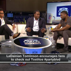 LaDainian Tomlinson: Don't look past Blount