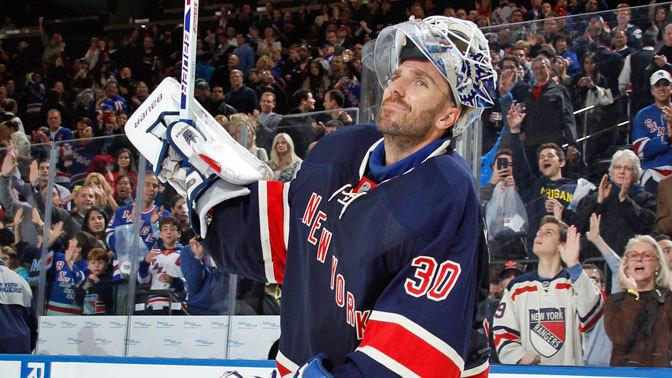 In the Cage: Lundqvist's extension, rookies on rise