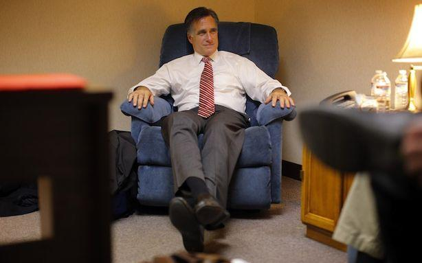 Why Won't Mitt Romney Go on Any Late Night Shows?