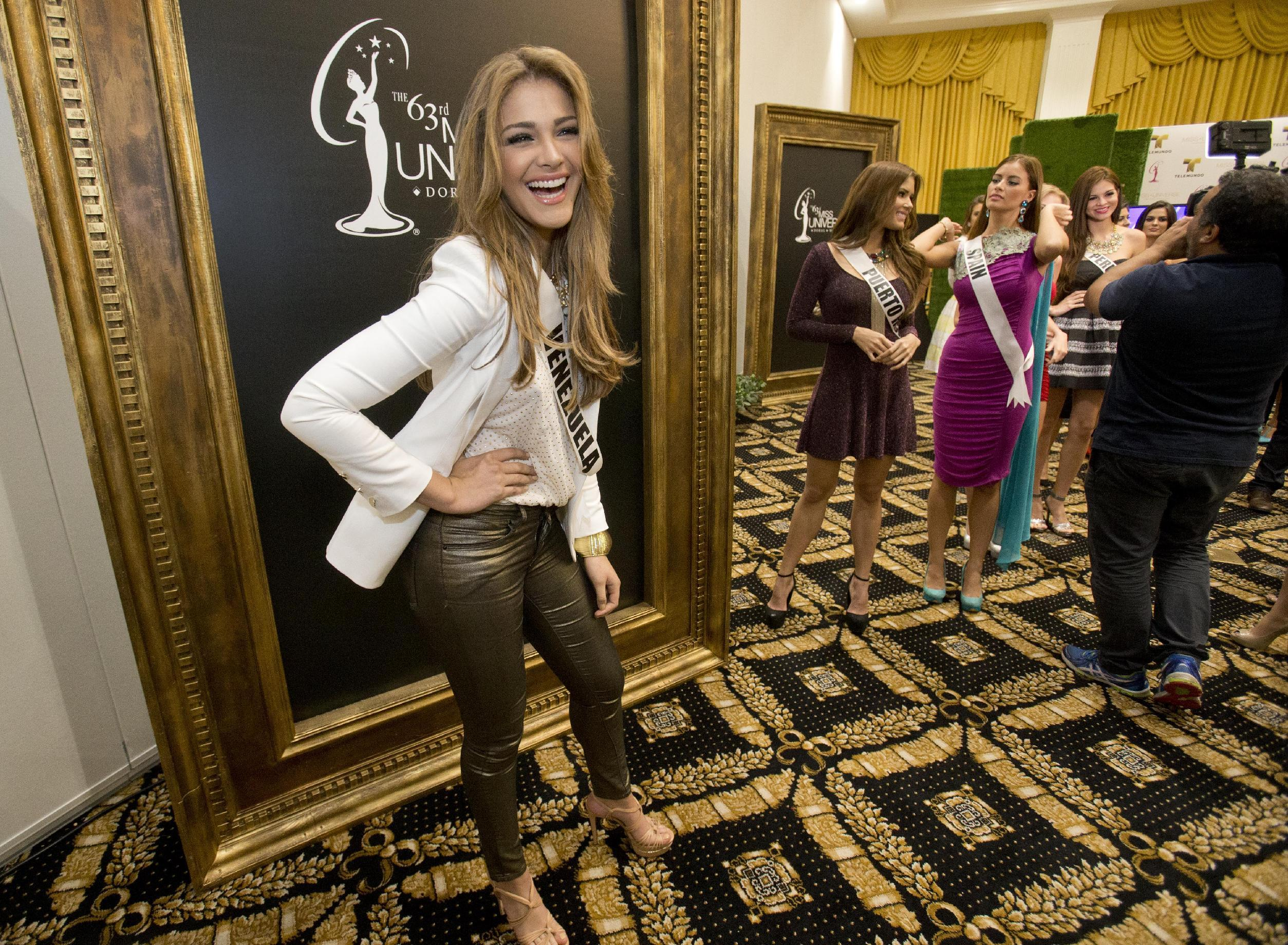 Miss Universe: New friends, countless dresses and 1 crown