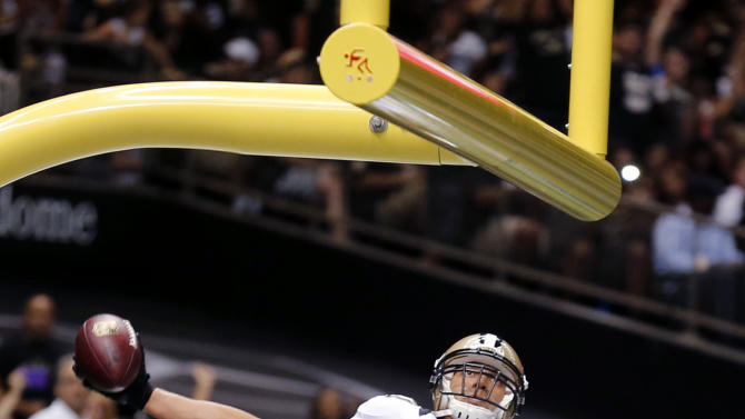 Graham stands out in Saints' 31-24 win over Titans