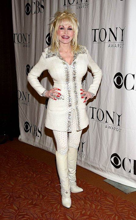 Parton Dolly Tony Awards Noms