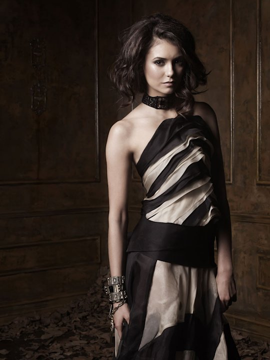 Nina Dobrev stars as Elena in &quot;The Vampire Diaries.&quot; 