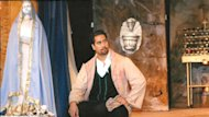 Ta'u Pupu'a has recently finished a run of shows performing Tosca at the Hawaii Opera Theatre