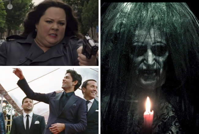'Spy', 'Insidious: Chapter 3′ & 'Entourage' Will Try To Stop The Rock – B.O. Preview