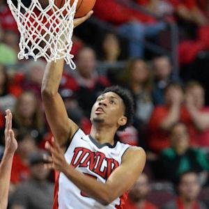 Mountain West Peak Play: UNLV's Christian Wood Takes It To The House