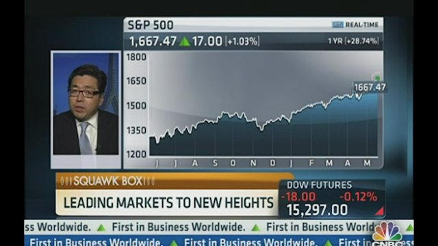 What's Leading Markets to New Heights?