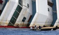 Costa Concordia: Ship Heaved Off Rocky Seabed