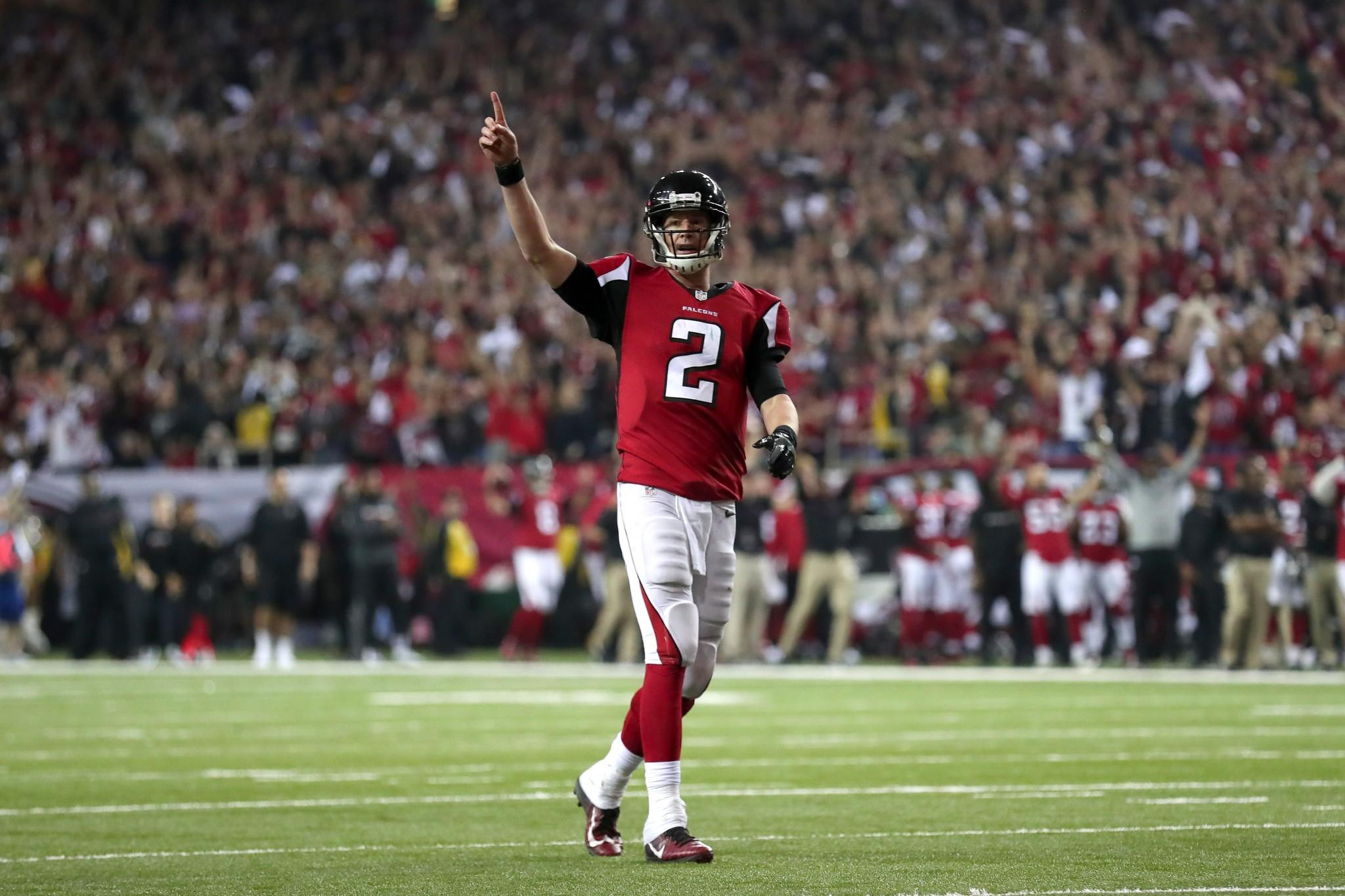 Falcons dismantle Packers to advance to second-ever Super Bowl appearance