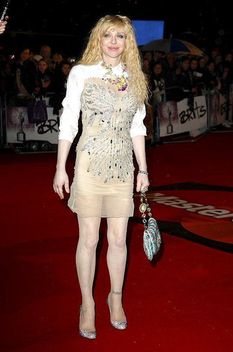 Love Courtney Brit Awards
