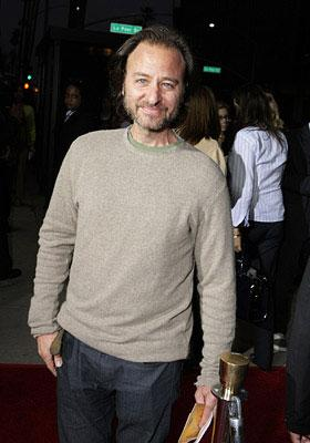 Fisher Stevens at the Los Angeles premiere of Fox Searchlight's The Darjeeling Limited