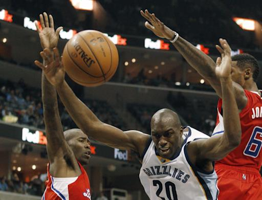Grizzlies' Pondexter has stress fracture in foot
