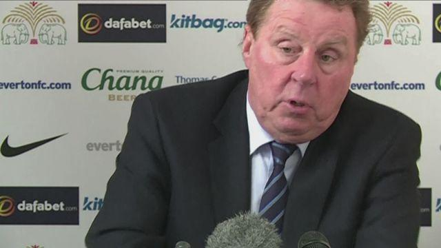 Harry Redknapp admits things are tough after QPR lose again [AMBIENT]