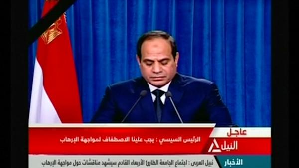 zljy_Egypt strikes IS in Libya, pushes for ...