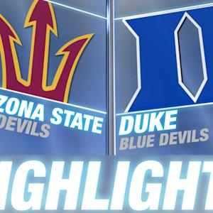 Arizona State vs Duke | 2014 ACC Football Highlights