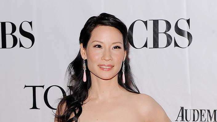 Lucy Liu Tony Awards