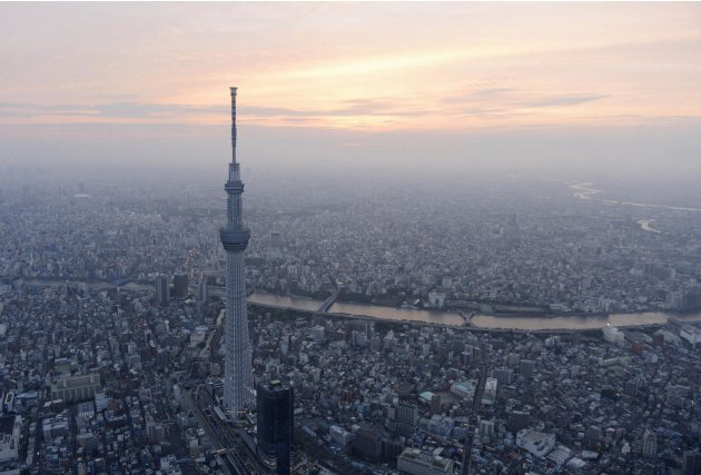 The 10 tallest towers in the world