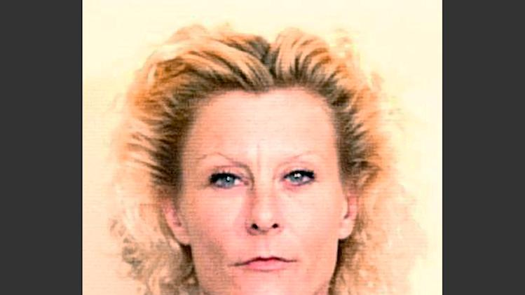 This June 26, 1997 file booking photo provided by the Tom Green County Jail in San Angelo, Texas, shows Colleen R. LaRose, also known as Jihad Jane. LaRose's sentencing hearing starts Monday, Jan. 6, 2014, in Philadelphia. LaRose admits she plotted to kill a Swedish artist over a cartoon that offended Muslims. Prosecutors will seek a long sentence Monday, despite her extensive cooperation. (AP Photo/Tom Green County Jail, File)