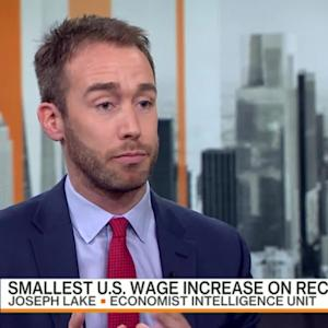 Why U.S. Wage Growth Has Screeched to a Halt