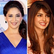 Madhuri Dixit Is A Fan Of Priyanka Chopra's Smile