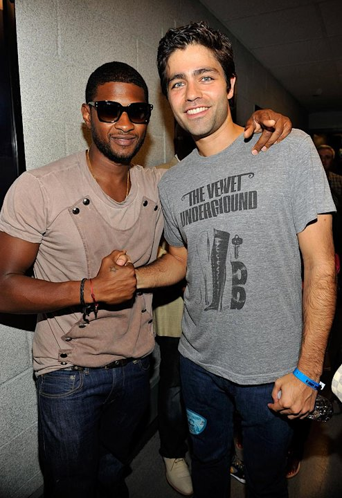 Usher Grenier Bieber Cncrt
