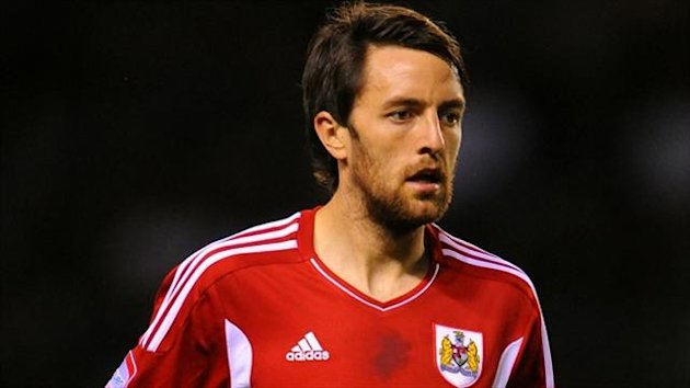 Bristol City captain Cole Skuse will sign for Ipswich on July 1 (PA Photos)