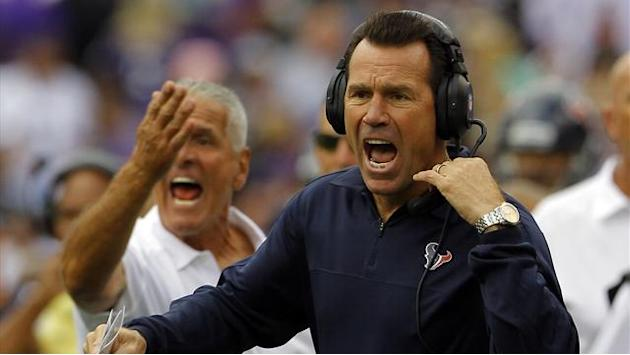 American Football - Kubiak loses Texans job