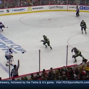 St. Louis Blues at Minnesota Wild - 04/20/2015