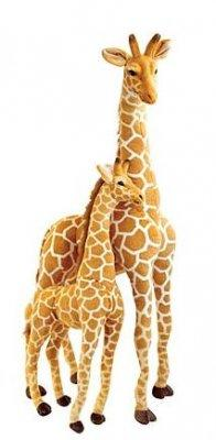 Giant Stuffed Giraffes